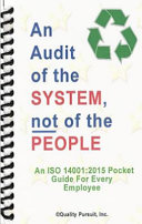 An Audit of the System  Not of the People