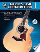 Alfred s Basic Guitar Method