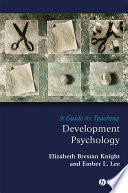 A Guide to Teaching Development Psychology
