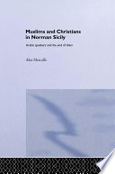 Muslims and Christians in Norman Sicily