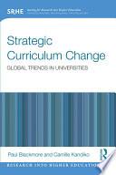 Strategic Curriculum Change in Universities