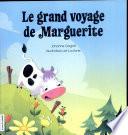 illustration du livre Le grand voyage de Marguerite