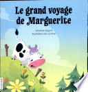 illustration Le grand voyage de Marguerite