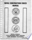 Naval Construction Forces Manual  1969
