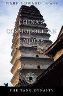 China's Cosmopolitan Empire Book