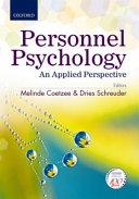 Personnel Psychology