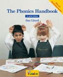 The Phonics Handbook  print Letters