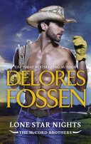 Lone Star Nights  The McCord Brothers  Book 2