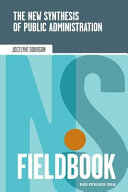 The New Synthesis of Public Administration Fieldbook