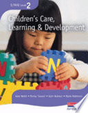 Children S Care Learning And Development