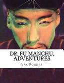 Dr  Fu Manchu  Adventures