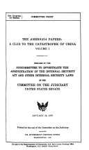 The Amerasia Papers