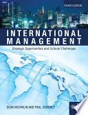 International Management Approach To International Management Focusing On Key Challenges