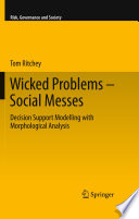 Wicked Problems Social Messes
