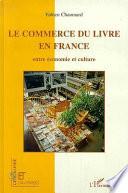 Le commerce du livre en France