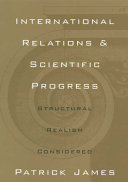 International Relations and Scientific Progress