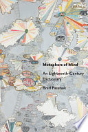 Metaphors of Mind A Massive Digital Humanities Project That Involved Searching