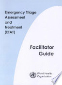 Emergency Triage Assessment And Treatment Etat