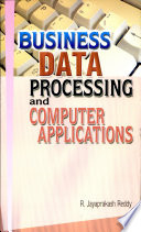 Business Data Processing   Computer Applications