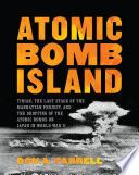 Book Atomic Bomb Island
