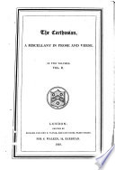 The Carthusian : ...