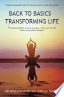 Back To Basics Transforming Life