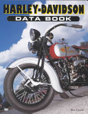 Harley Davidson Data Book