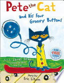 Pete the Cat and his Four Groovy Buttons  Read Aloud