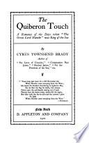 The Quiberon Touch Book PDF