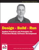 Design   Build   Run