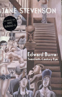 Edward Burra Book PDF