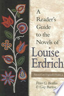 A Reader s Guide to the Novels of Louise Erdrich