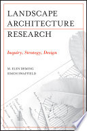 Landscape Architectural Research