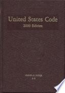 United States Code 2000