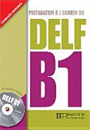 DELF B1. Livre + CD audio