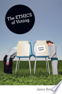 The Ethics of Voting Book PDF
