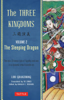 Three Kingdoms Volume 2 The Sleeping Dragon book