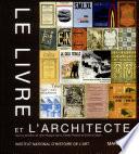 Le livre et l architecte