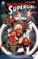 Supergirl Vol. 5: Red Daughter of Krypton by Michael Alan Nelson