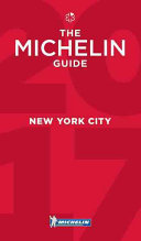 Michelin 2017 New York City