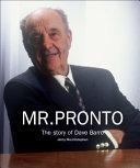 Mr  Pronto