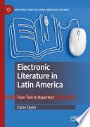 Electronic Literature In Latin America