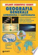 Geografia generale  Astronomia e cartografia