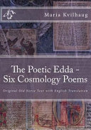 The Poetic Edda   Six Old Norse Cosmology Poems