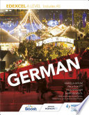 Edexcel A level German  includes AS