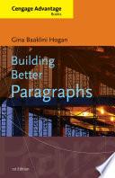 Building Better Paragraphs