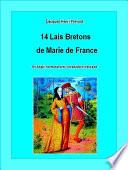 14 Lais bretons de Marie de France