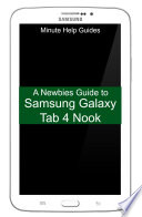 A Newbies Guide to Samsung Galaxy Tab 4 Nook