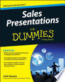 Sales Presentations For Dummies