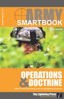 Aods5 Army Operations And Doctrine Smartbook 5th Ed 2nd Printing